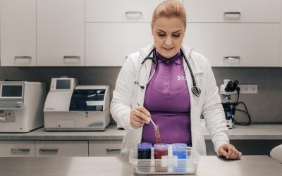 Preventivní medicína: Chodit na odběry krve se vyplatí